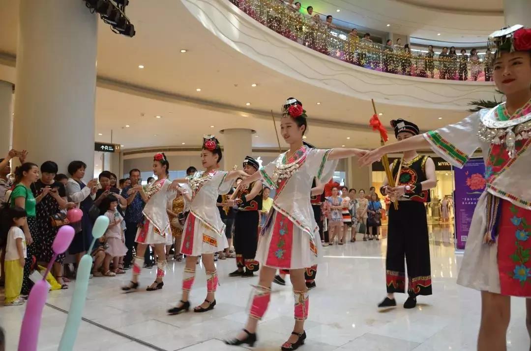 京基百纳表演舞蹈